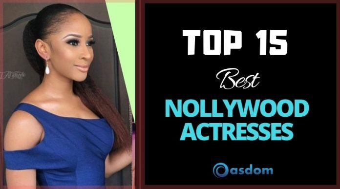 Oasdom Top 15 best Nollywood actresses Nigeria movies