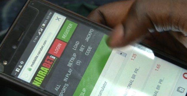 online betting Nigeria