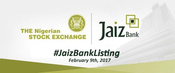 Jaiz Bank - Names of banks in Nigeria