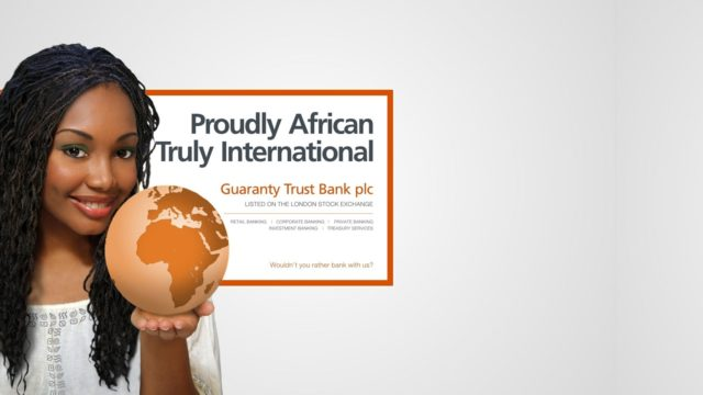 GtB - List of banks in Nigeria - Guaranty Trust Bank