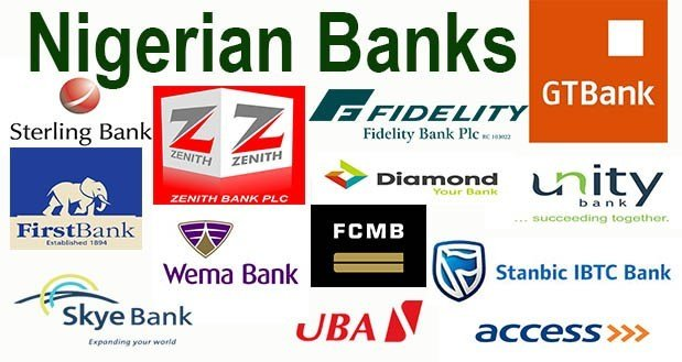 Names of banks in Nigeria and their office addresses
