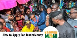 Oasdom Trader Money Loan In Nigeria Tradermoni loan empowerment scheme by federal government