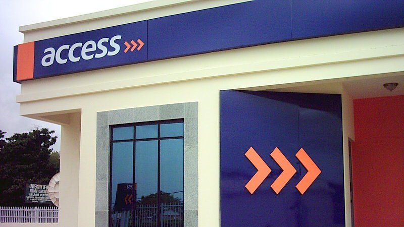 list of banks in Nigeria - Access bank