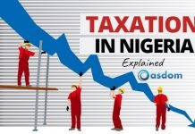Oasdom taxation in Nigeria Nigerian tax system types of taxation