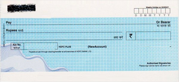 types of cheque in nigeria