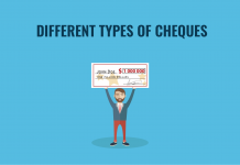 Oasdom types of cheques in Nigeria checking account