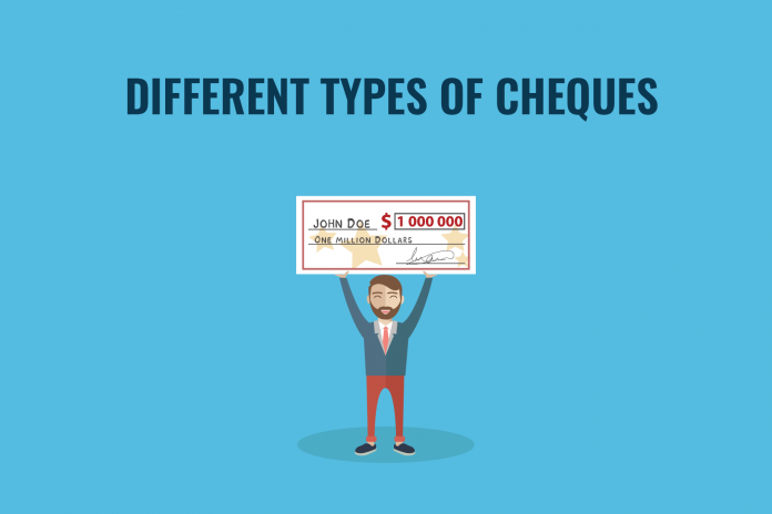 types of cheques in Nigeria - checking account