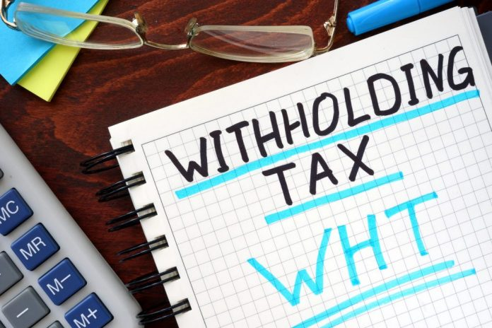 withholding tax in nigeria explained