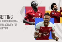 Betting for Aficans on 1xbet