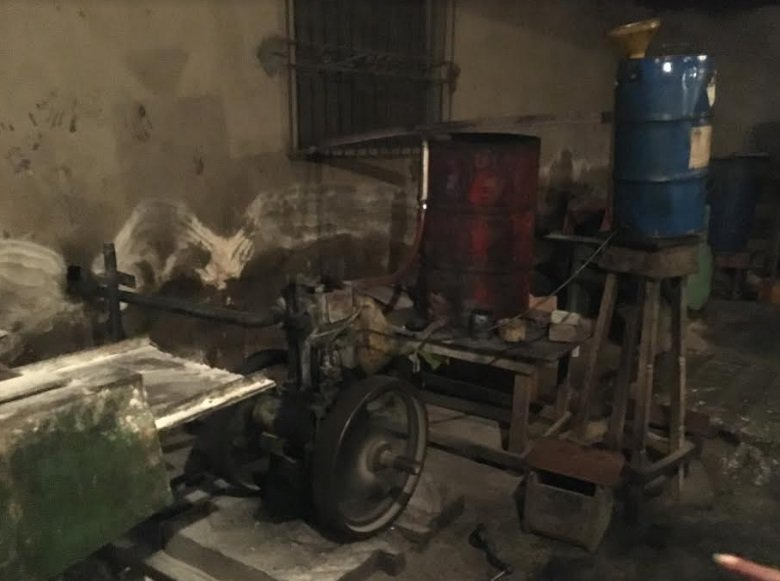 bakery machine and bread mixer