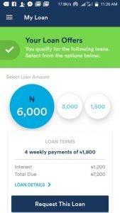 branch quick cash now - international loan app in Nigeria