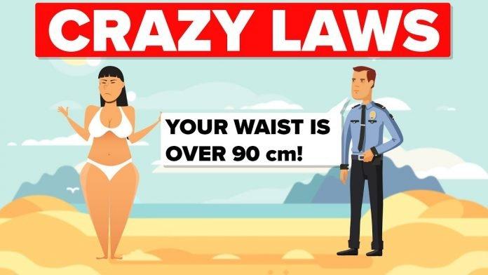 Oasdom crazy laws