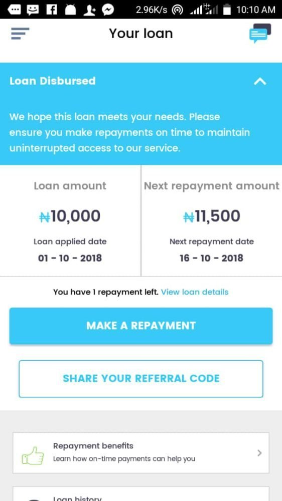 get quick cash online - Paylater loan app Nigeria