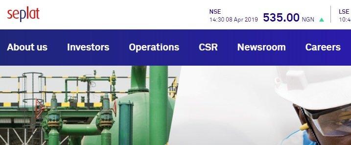 Seplat petroleum company