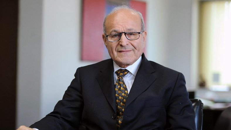 Algerian Billionaire - Issad Rebrab