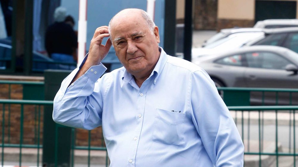Amancio Ortega net worth - on the list of wealthiest man on earth
