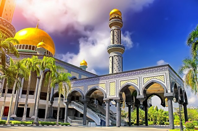 Brunei Darussalam - rich country in the world