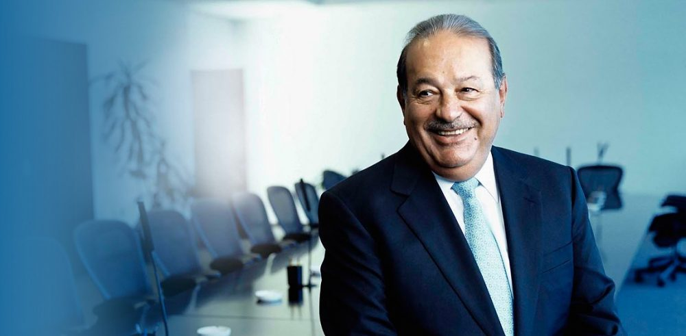 Carlos Slim Helu - world's richest persons