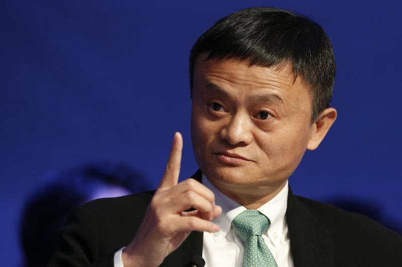 Jack ma - china's richest man