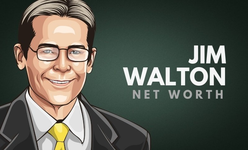 Jim-Walton net worth