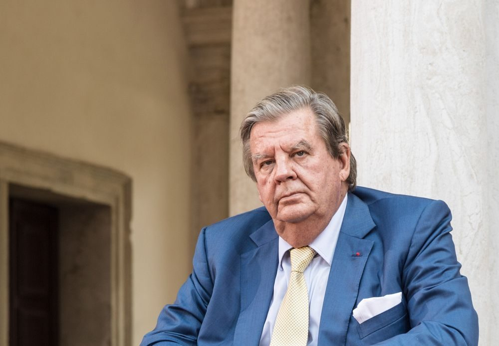 Johann Rupert South Africa's Richest Man