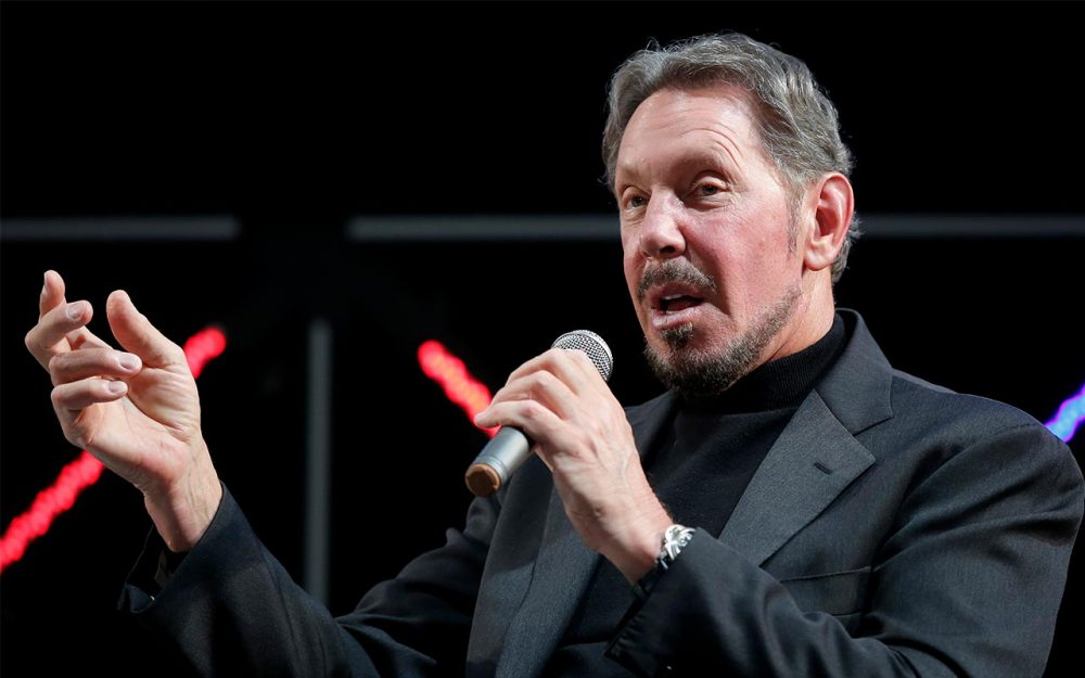 Larry Ellison net worth - wealthiest men in the world list