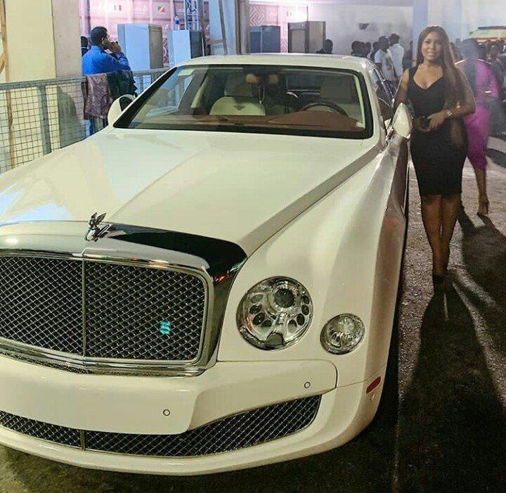 Linda Ikeji Cars
