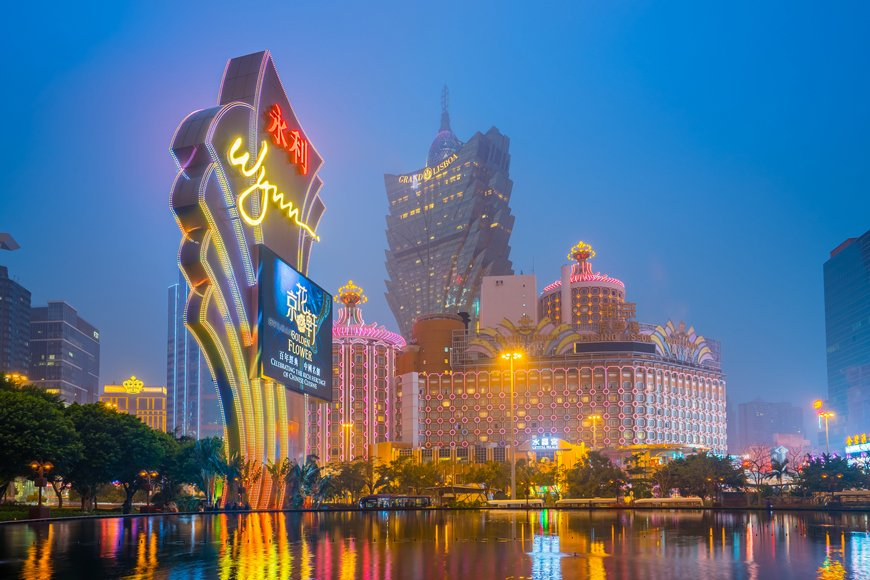 Macau - wealthiest countries in the world