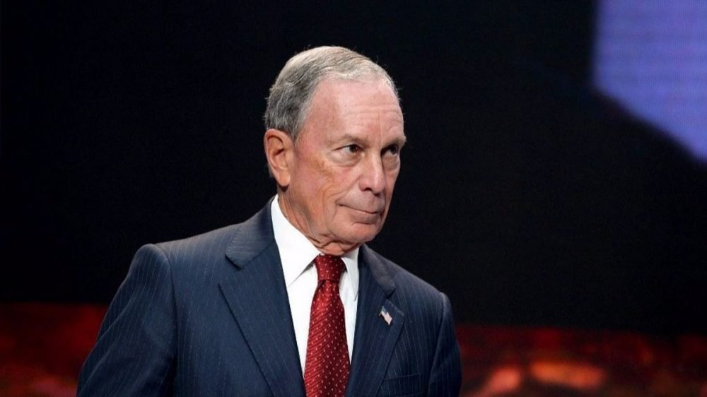Michael Bloomberg net worth of richest man in the world today