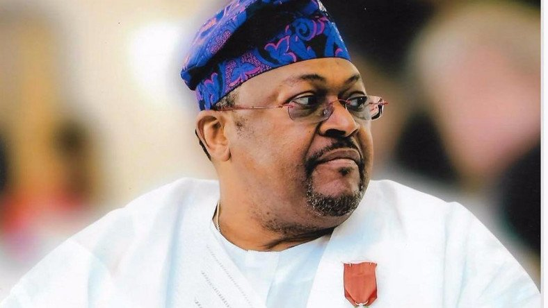 Mike Adenuga top 10 richest people in Africa