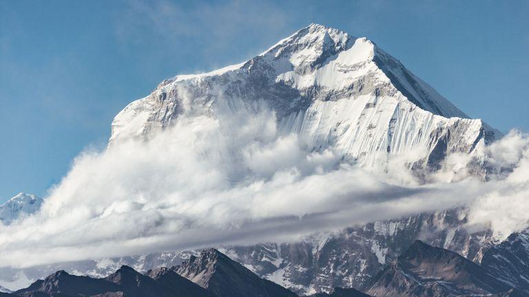 Mount Dhaulagiri - Nepal