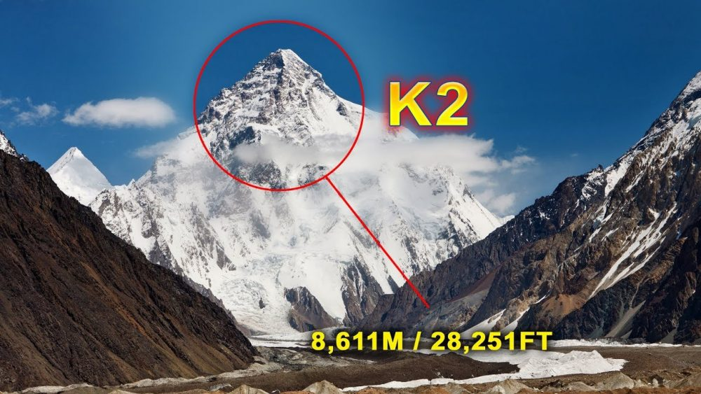 Mount-K2-second-highest-mountain-on-earth