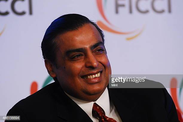 Mukesh Ambani is one of the most richest people in the world