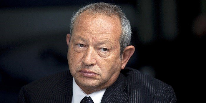 Naguib Onsi Sawaris - Top ten richest men in African