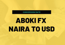 Want accurate Abokifx Naira to USD and other currency exchange rates today? Check latest information with daily CBN updates