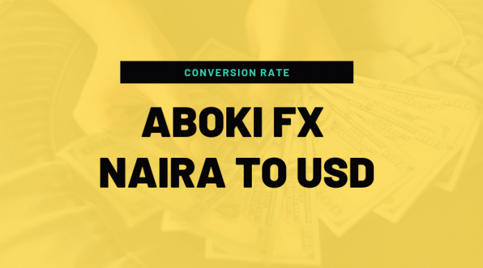 Oasdom Abokifx Naira to USD convesion Rate