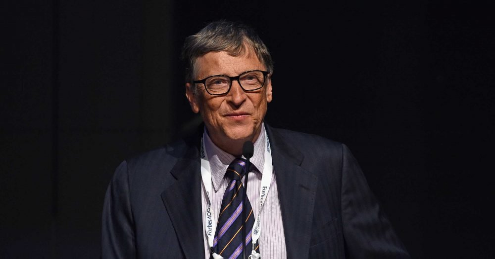Bill Gates - World richest man on earth