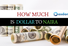 How much is Dollar to Naira exchange rate today 2019? I mean 'what is the conversion of USD to NGN right now?' Check the latest conversion rate here