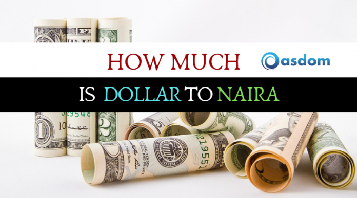 Dollar To Naira Today Exchange Rate