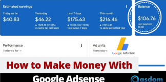 How to Make money with Google Adsense in Nigeria