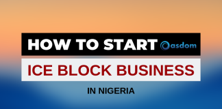 Learn How to start a profitable Ice block business in Nigeria today