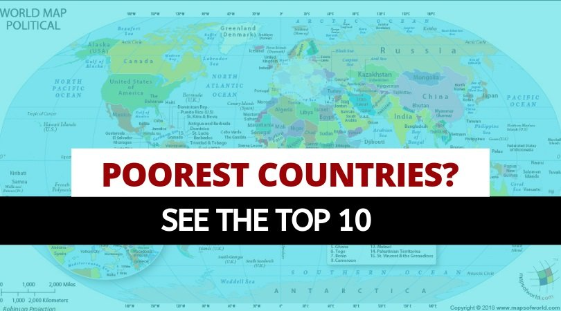 Top 10 Poorest Countries In The World 2019 - Oasdom