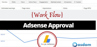 Oasdom New Google Adsense Approval Procedure