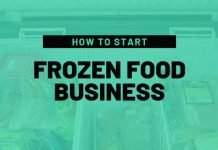 how to start a frozen food business in Nigeria