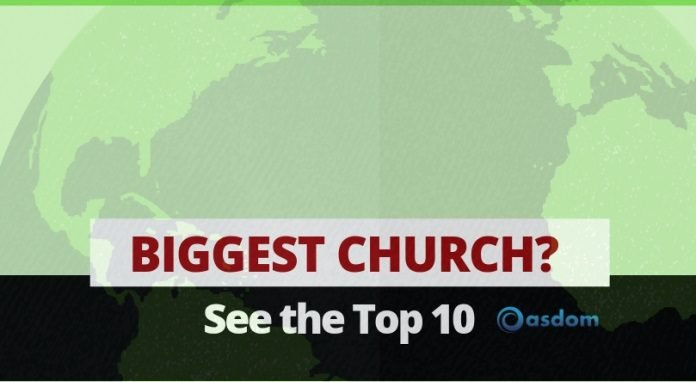 top 10 biggest church in Nigeria and their locations