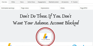 Oasdom.com Dont Want Your Adsense Account Blocked