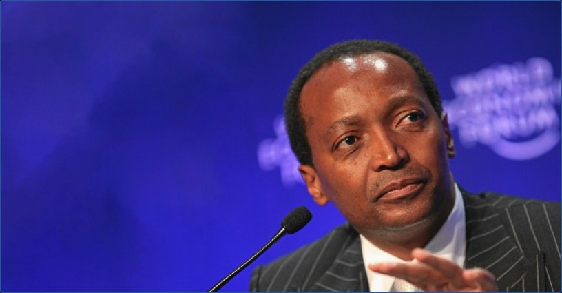 Patrice Motsepe net worth in Africa