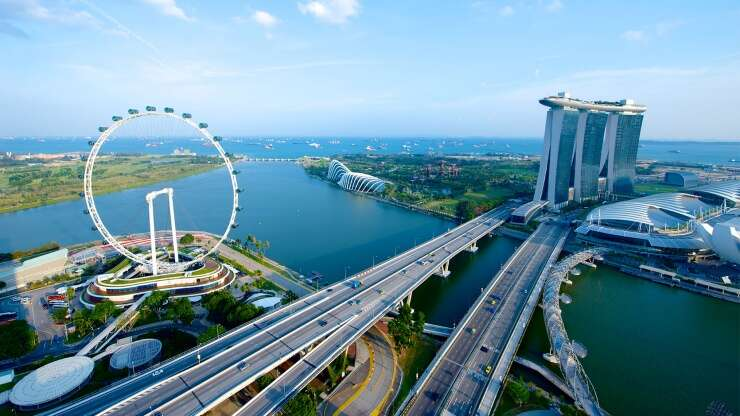 Singapore - Richest countries in the world