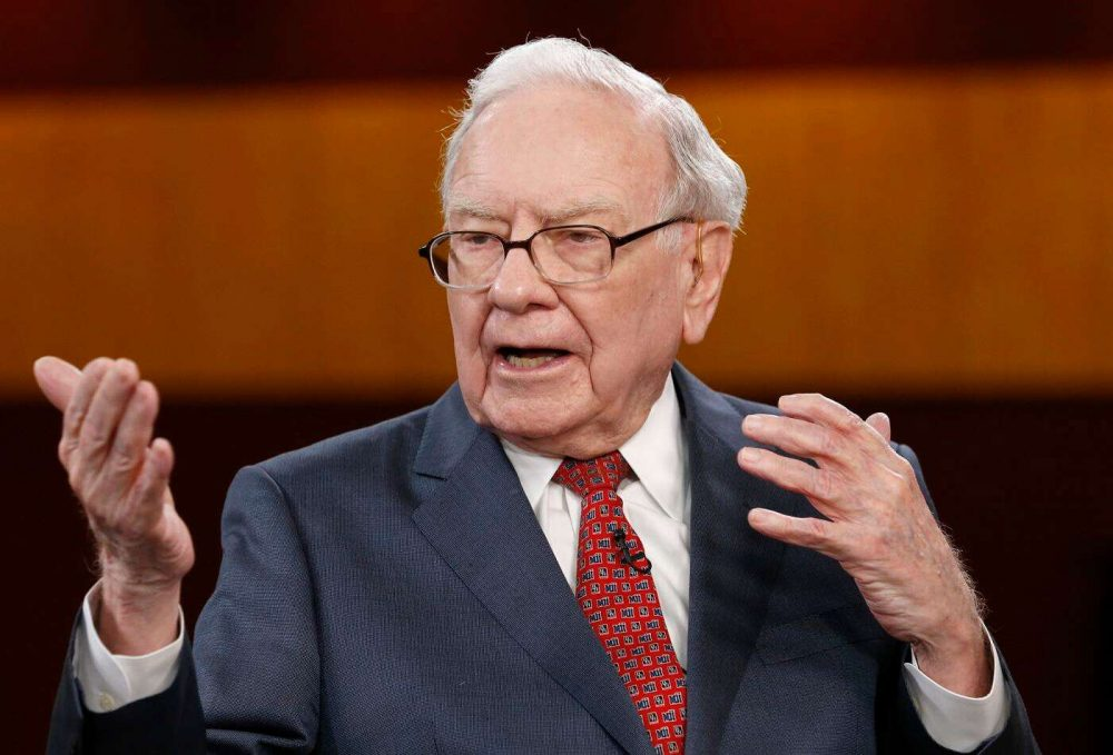 Warren buffet net worth - list of richest men in the world