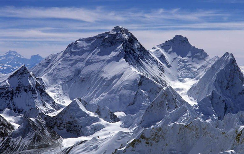 mount_lhotse_highest mountain